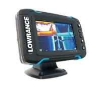 Картплоттер Lowrance Elite-5Ti Mid/High/TotalScan™