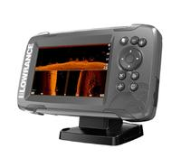 Эхолот картплоттер Lowrance HOOK² - 5 SplitShot US Coastal/ROW
