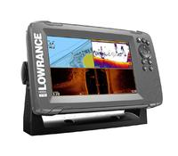 Картплоттер Lowrance HOOK²-7 TripleShot US Coastal/ROW